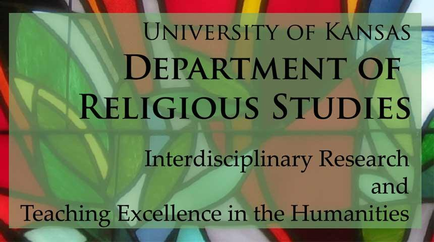 Department of Religious Studies, Interdisciplinary Research and Teaching Excellence in the Humanities