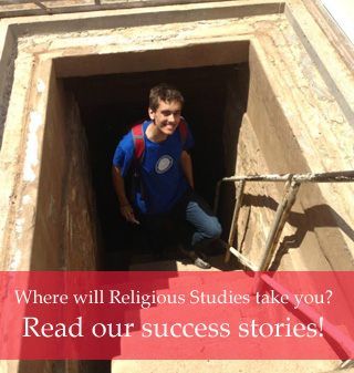 Religious Studies Success Stories
